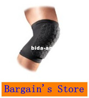 Elbow & Knee Pads   Wholesale - Free Shipping Basketball Leg Sleeve With Hexpad Protective Pad Hexpad Knee Or Elbow