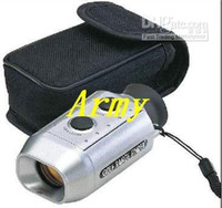 Wholesale Mini Digital x Golf Range Finder Golfscope Scope Bag