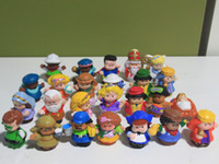 styles Random delivery New Little People PVC Figure Dolls To...