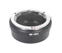 Wholesale Lens Adapter ring MD NEX Compatible with all Minolta MD lens to Sony NEX E mount cameras