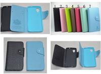 MLT Wallet Leather Credit Card Money Slot with Soft TPU Back...