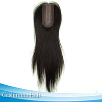 Cheap Brazilian Hair Newest Silk Base Closure Best Natural Color Straight Straight Silk Base Lace