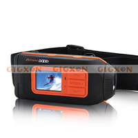 Wholesale 1 inch TFT LCD P Helmet Bike Video Camera with Video and Photo Functions