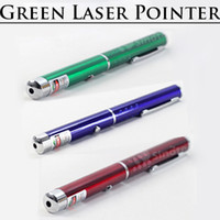 New Arrival 5mw 532 nm Green laser pen laser pointer pen bea...