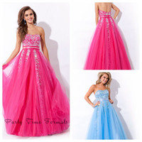 Wholesale Top Quality Strapless Organza Floor Length Prom Dress Ball Gown Modern Long Lady s Prom Gowns Formal Evening Dresses