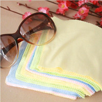 Wholesale Microfiber Cleaning Cloth Glasses Spectacle Camera Lens Screen