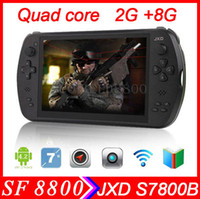 Wholesale JXD S7800B RK3188T Quad Core inch Android Tablet PC GamePad IPS GB RAM GB ROM Android