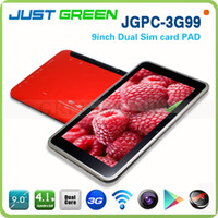 Wholesale Christmas Gifts inch Dual Core WCDMA G Tablet Phone MTK8377 GHz Android Dual SIM Phablet GB Ram GB Rom GPS MID