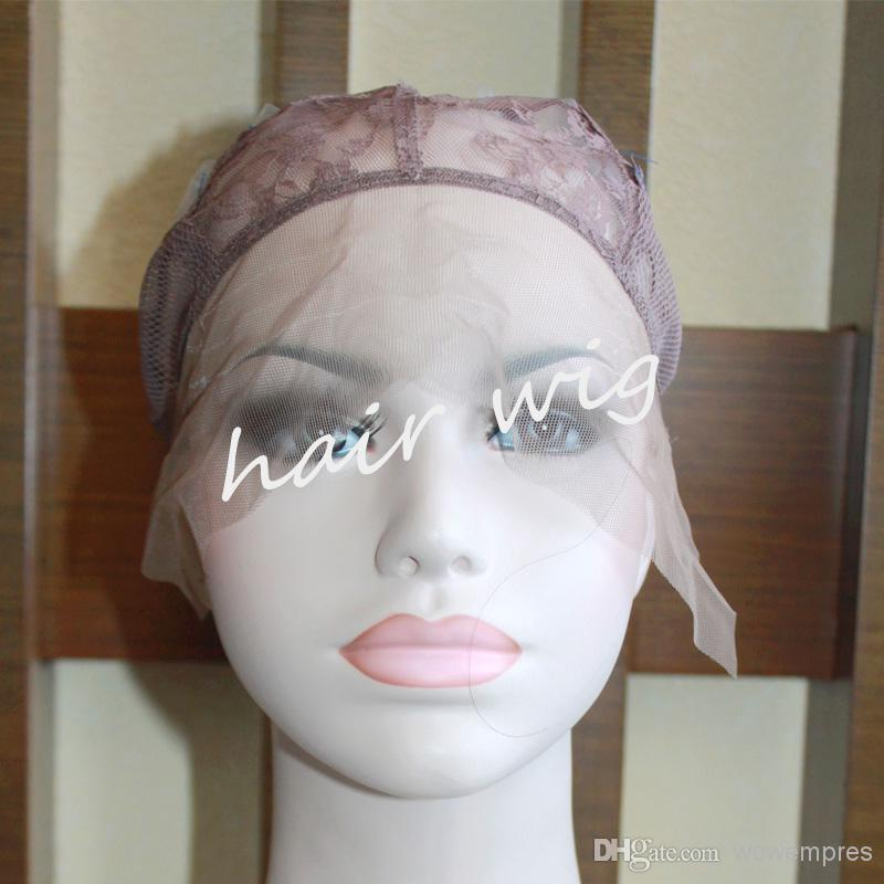 Attaching Front Lace Wig 4