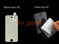 Wholesale Buff Shock Ultimate Shock Explosion Proof Screen Protector for Ipad Ipad MINI Air With retail package DHL free