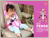 Attractive Appearance baby car seat installation - Baby Car Seat Cushion Most Innovative Structure Design Installation is Simple and Convenient Car Seat for Baby Child Safety Seat