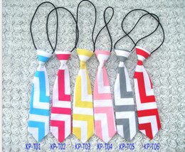 Wholesale Fashion Baby Boys Girls Ties Pure Cotton Joker Children Bow Tie Party Dress Accessories Kids Tie QZ331