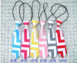 Fashion Baby Boys Girls Ties Pure Cotton Joker Children Bow Tie Party Dress Accessories Kids Tie QZ331
