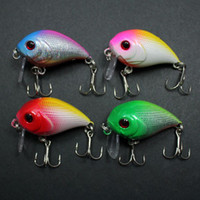Wholesale 40pcs M amp X Fishing Crank Fishing Lures Baits g mm