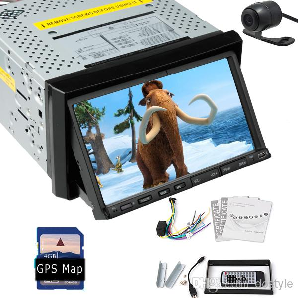 High Definition 7hd Digital Touchscreen Car Stereo Dvd ...