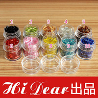 Glass czech seed beads - 2mm Fashion Charms DIY Loose Tube Czech Spacer Glass Seed Beads Garment Accessories Colors Box Ship by EMS