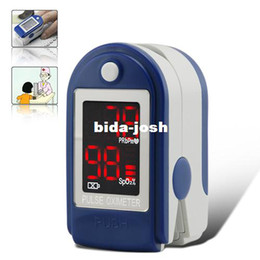 Wholesale Pulse Oximeter and Heart Rate Monitor LED Display