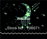 Wholesale Home Wall Glow In The Dark Star Stickers Decal Baby Kids Gift Nursery Room