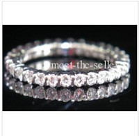 Couple Rings emerald cut diamonds - 7 ct Emerald Cut Diamond Engagement Ring and Anniversary Ring