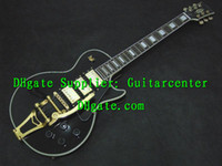 Wholesale Custom Shop Les Custom Custom Pickup withBigsby VOS Black Beauty Electric Guitar Top High Quality Bestselling Guitar