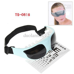 Wholesale New Style Relax Eye Forehead Magnetic Massager Vibration Release Fatigue Massage