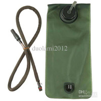 Wholesale L Durable Plastic Flattening Hydration Water Container Bag Bladder for Outdoor Activities