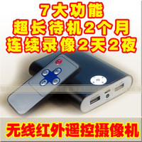 Wholesale Hd mini camera pardew invisible mini wireless camera dv video recorder camera