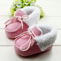 Wholesale Children s Shoes Hot Children s Hot new warm Children Soft Sole boots baby boots baby shoes