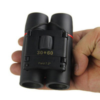 Wholesale Mini Binoculars Night Vision x60 Zoom Military Binocular Telescope m m NEW