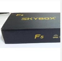 Wholesale factory price skybox F5 Original Memobox F5 p Full HD Satellite receiver by dhl