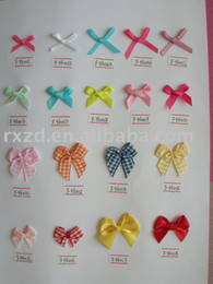 Wholesale satin ribbon bow