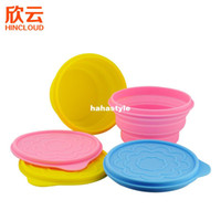 Cheap Portable folding outdoor barbecue equipment supplies essential travel items stored Bowl essential picnic picnic cups