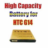 Wholesale Promotion Price Newest Battery Golden High Capacity Replacement Battery For HTC Sensation HTC G14 S560 mAh Battery seven eleven
