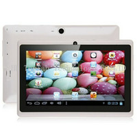 Wholesale Ultrathin Q88 Inch A23 Dual Core Tablet PC Android Allwinner A23 Ghz MB RAM GB WIFI Dual Camera MID