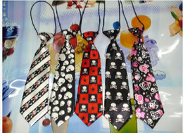 Wholesale baby scarf neckwear boys girls ties tie baby ties children ties necktie choker cravat H