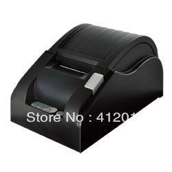 10pcs/lot,free fedex.Low Noise 90MM/Sec 58mm Receipt Thermal Printer (Serial Port)