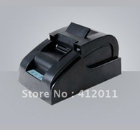 Wholesale 10pcs free fedex New Design MM Mini ESC Thermal Receipt Printer USB Port POS58