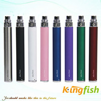 Wholesale Kingfish Electronic cigarette E Cigarette Battery Ego C Twist Battery Ego Battery Variable Voltage battery from V V high quality e cig