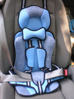 booster seat - Portable Child Booster Car Seat Five Point Harness Blue Kids Car Safety Seat For The Car Cheap Baby Cushion Seats