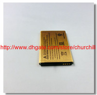 Wholesale Best quality High Capacity Golden replacement mAh V Battery For HTC EVO G mAh from factory directly churchill