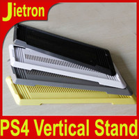 Cheap for Sony Playstation 4 PS4 Vertical Stand 4 color DHL FREE SHIPPING