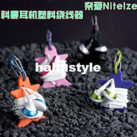Wholesale American Chennai love NiteIze comin headphone winder plastic curve digital companion with people Buckles color