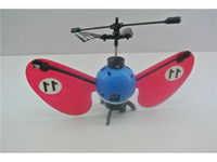 Wholesale Remote Control Helicopter Flapping Wings Like Authentic Bird R C Flying Bird Aircraft RC Airplane UFO Free EMS