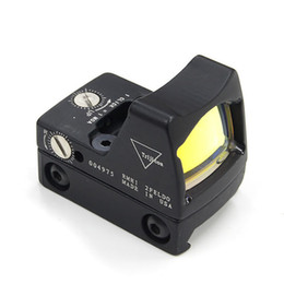 Tactical Trijicon Style RMR Red Dot Reflex Sight