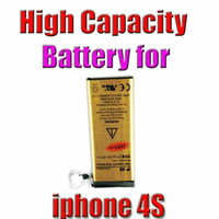 Newest High Capacity Battery 2680MAH Gold Replacement Li- ion...