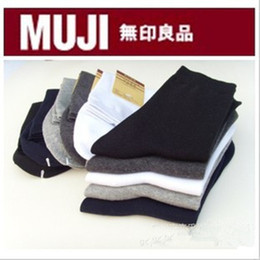 Wholesale Muji man socks qiu dong men socks socks cotton socks