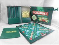 Wholesale Scrabble Games Models Crossword Board Spelling Games