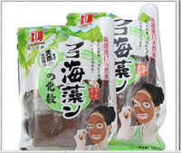 Face wholesale beauty mask - Japanese seaweed face mask packets of g natural import seaweed particles The pure seaweed beauty mask