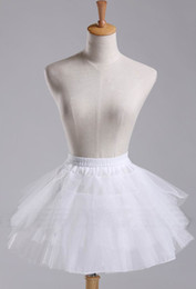 Wholesale 2014 The latest arrival collection organza tutu ballet maid outfit short paragraph wedding dress short white skirt petticoat panniers hold