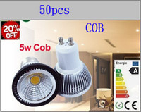 Wholesale CE ROHS W Led Bulbs Light Lumens Warm Cool White GU10 E27 E14 MR16 COB Led Spot Downlights V V